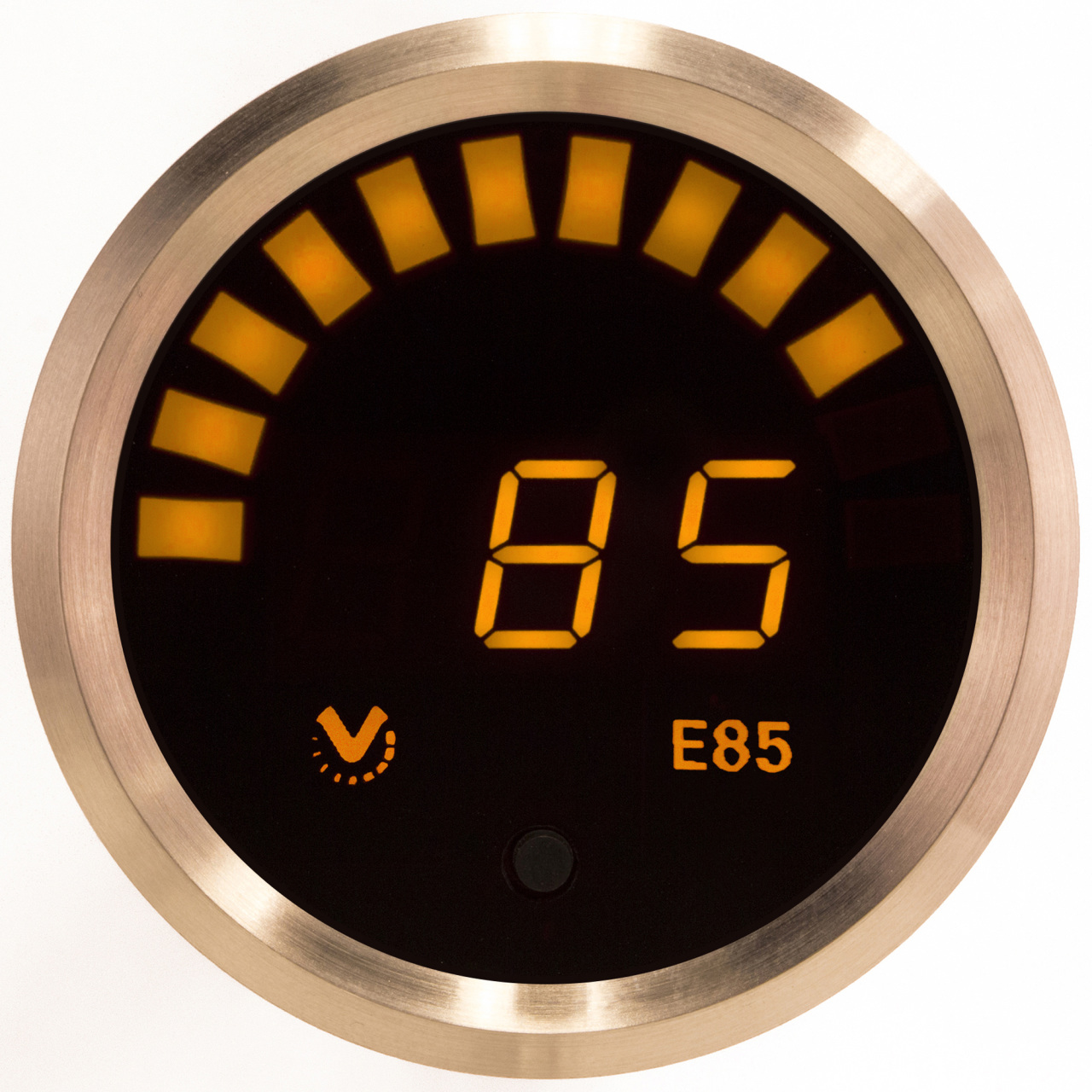 e85 ethanol to gasoline content ratio gauge egaugesplus. Black Bedroom Furniture Sets. Home Design Ideas