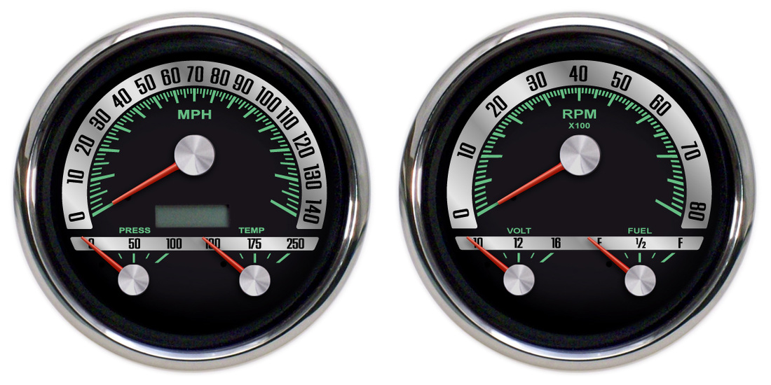 Watch together with Watch moreover Gauge Kits further Daisy Chain Feature Elite Gauges also 311351494840. on water temp gauge wiring diagram