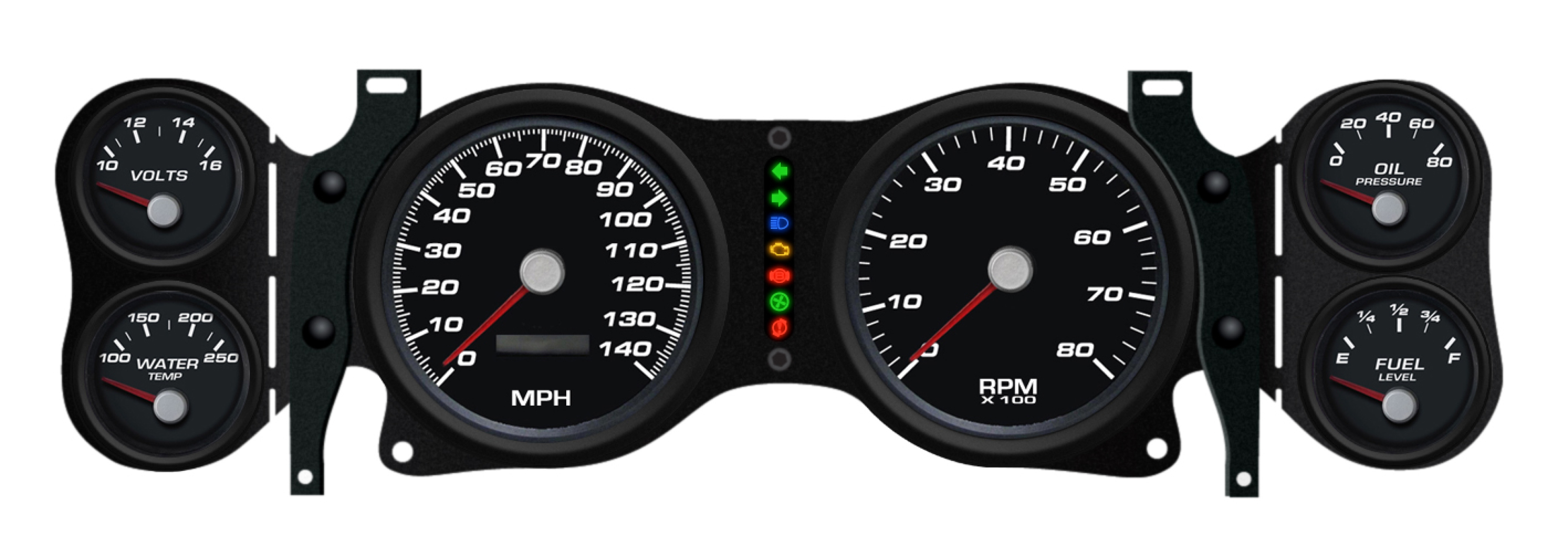 1970-1978 camaro gauge package